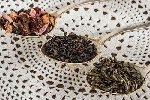 оздоровительные чаи гринвей